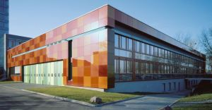 StoVentec Glass Rainscreen system combines hygrothermal performance with glass.