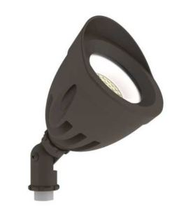 The Colt LBUL features a built in visor making this lighting product ideal for landscape lighting or highlighting building accents.