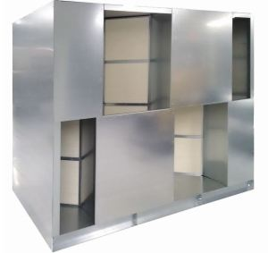 The SA Series eases specification for design engineers and installation for air handler OEMs or jobsite contractors.
