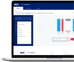 AGC Configurator is an online tool that allows design professionals to select, review and specify the optimal glass solution for their projects.