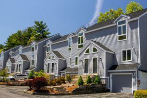 Hager Meadows, a 10-building complex that features 84 condominiums, receives a complete building envelope renovation.