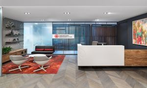 CLC's workplace features a more open environment, fostering seamless collaboration between employees.
