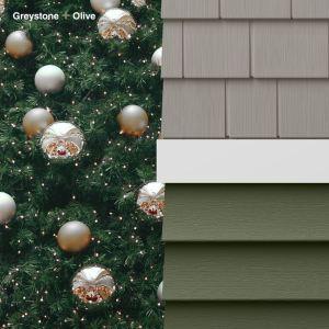 Royal Building Products creates a 2020-2021 Winter Color Palette.
