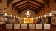 Pueblo Deco, Cooper Carry, hospitality