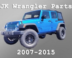 JK Jeep Wrangler (2007-2018)