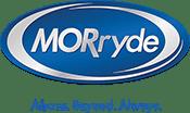 MORryde logo