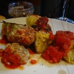 Rolling, Rolling Rolling…Stuffed Cabbage Rolls (Daring Kitchen & Spice Peddler recipe)