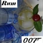 Birthday Cocktail  – The Rum 007