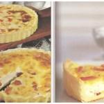 The Margaret Fulton Cookbook 10 – Quiche Lorraine