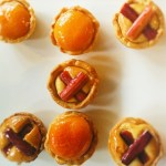 Dishiest Dish – Apricot and Rhubarb Frangipane Tarts