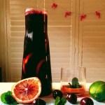 Cheery Cherry Sangria