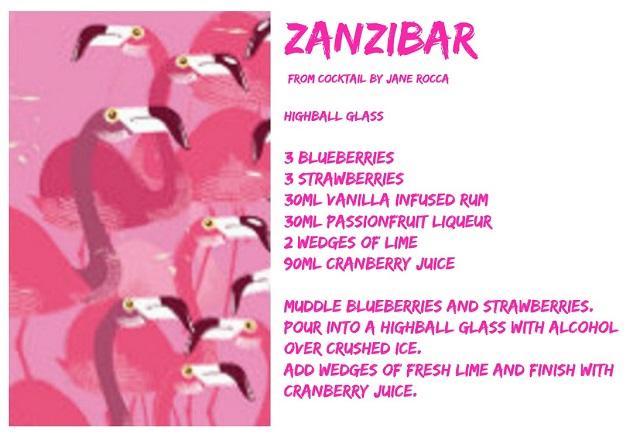 Zanzibar Recipe