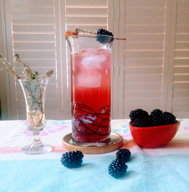 Blackberry Thyme Coconut Water1