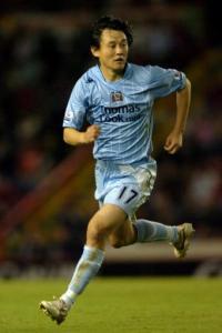 Jihai Sun, Manchester City