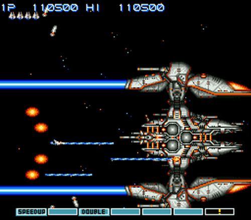 Image result for gradius snes
