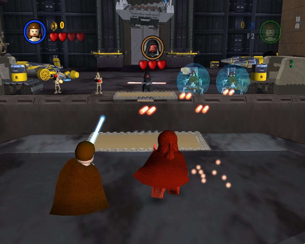 Lego Star Wars Gamecube