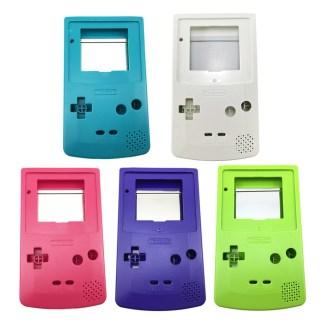 Nintendo Game Boy Color Modified IPS Shell