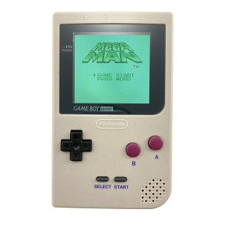 Refurbished Nintendo Game Boy Pocket with IPS Mod