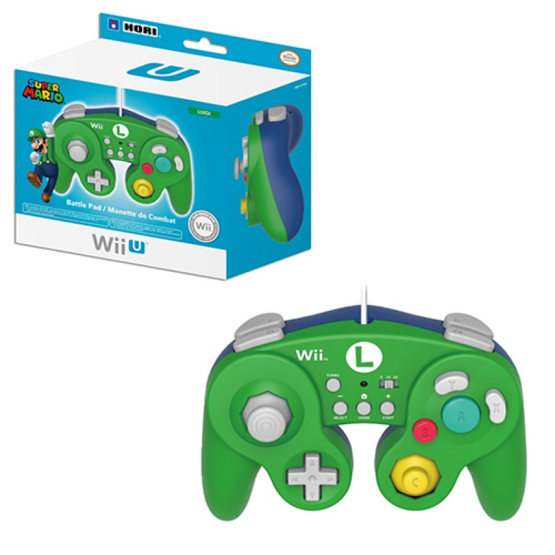 WiiWii U Controller Wired Classic Controller