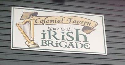 Foodie Traveler: Colonial Tavern, Fredericksburg, Virginia