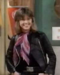"Suzi Quatro as Leather Tuscadero on ""Happy Days"""