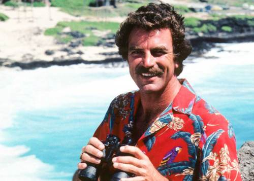 Dress Like Magnum PI