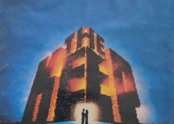 """They made a Dungeons & Dragons Module for 1983's """"The Keep"""""""