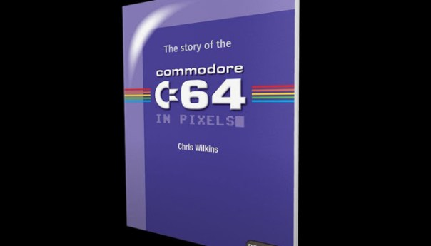 Livro - The story of the Commodore 64 in pixels [kickstarter]