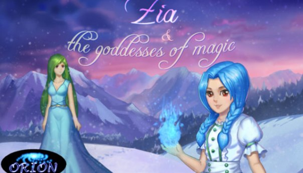 Anunciado: Zia And The Goddesses of Magic, para dreamcast e ps1!