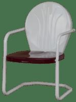 retro metal lawn chairs torrans