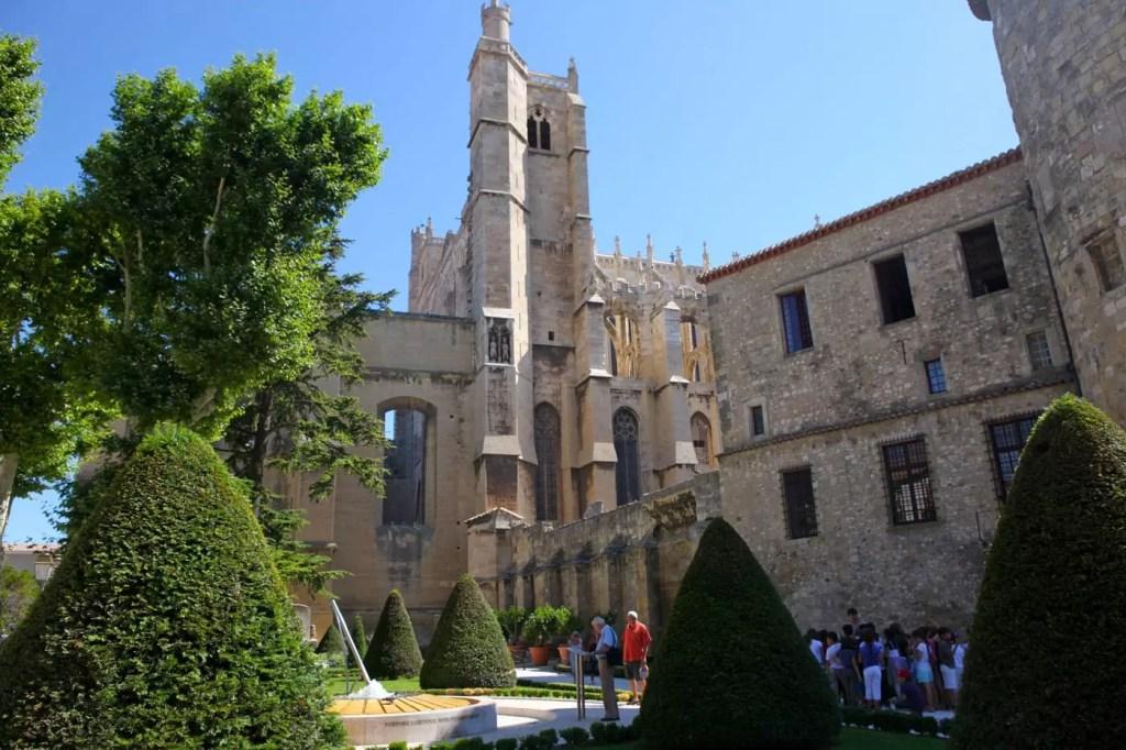 Cathédrale saint just saint pasteur de Narbonne