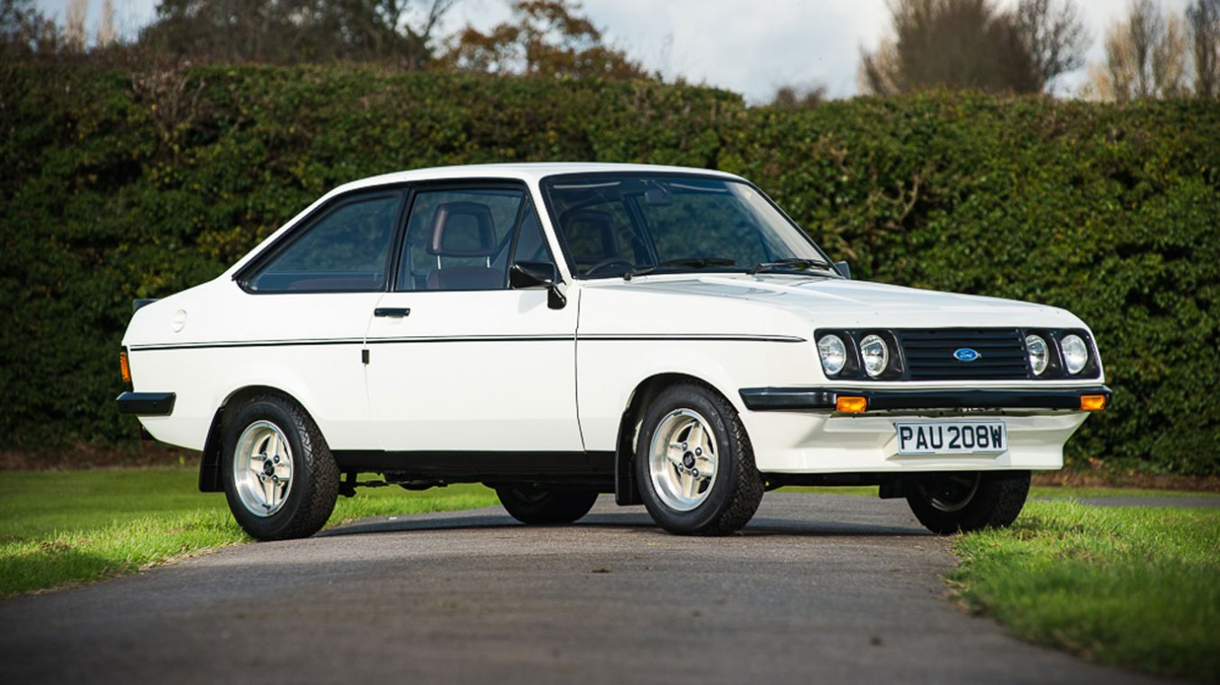 Ford Escort RS2000 Custom: £97,875
