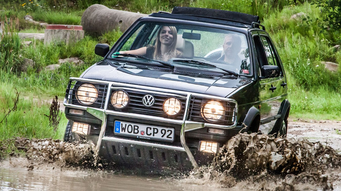TP: Volkswagen Golf Country