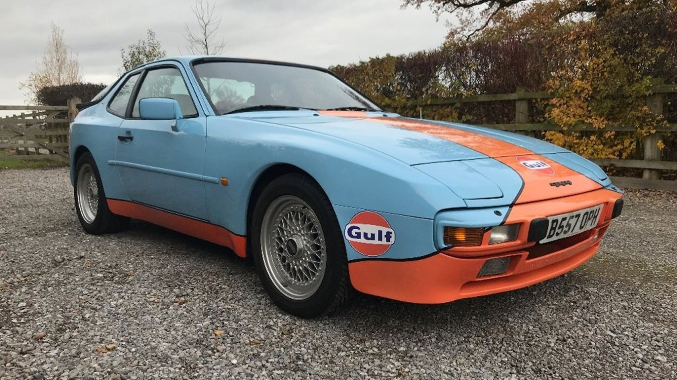 Porsche 944: £4,495