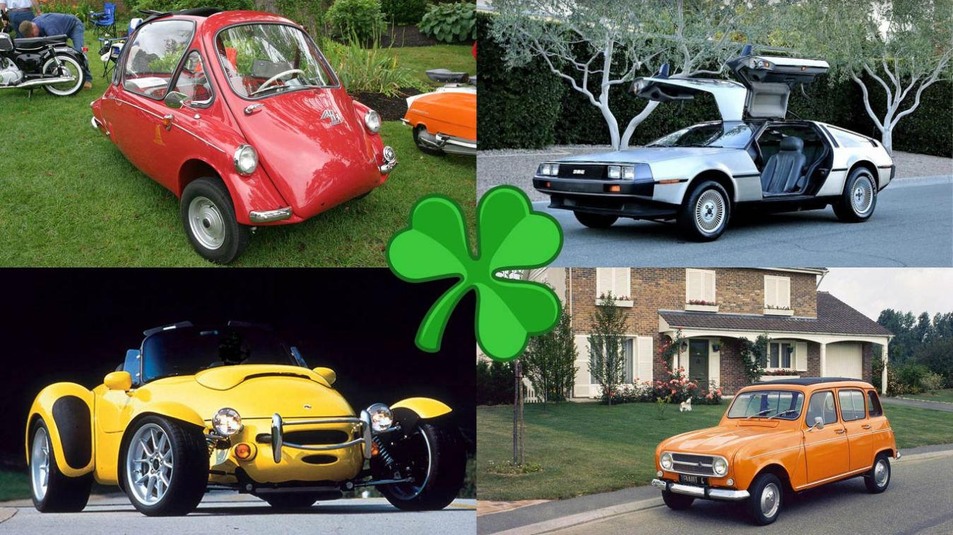 Luck of the Irish - Ireland's hidden automotive history