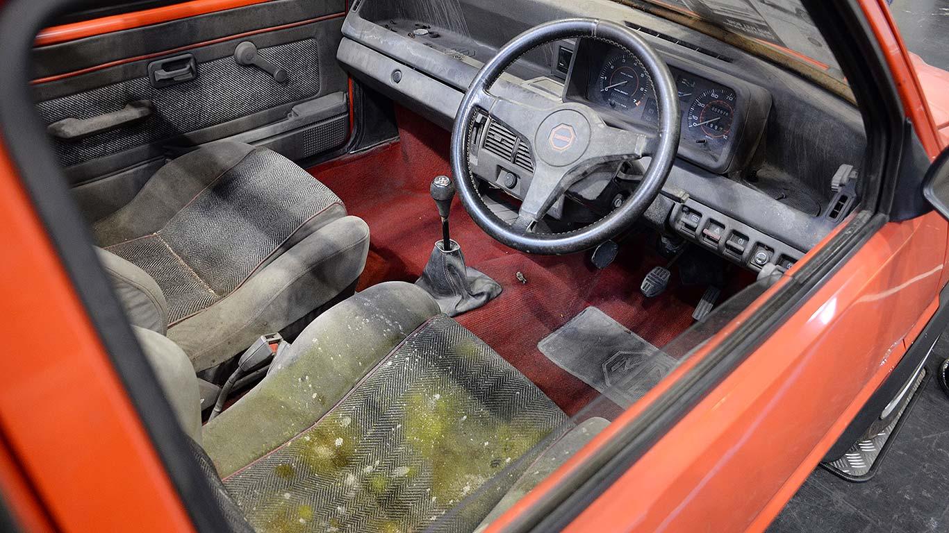 MG Metro Turbo