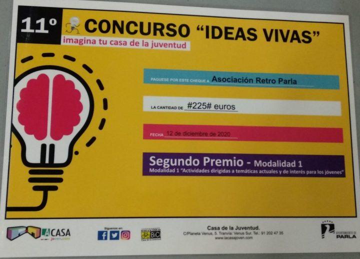 """11º concurso """"Ideas Vivas"""""""