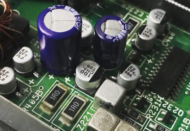 Amiga 600 Recapped