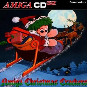 CD32 Amiga Christmas Crackers