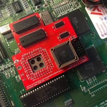 Amiga A600 4Mb Fast Ram Module