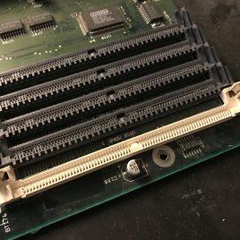 Amiga 4000D 72 Pin Simm Socket/Slot