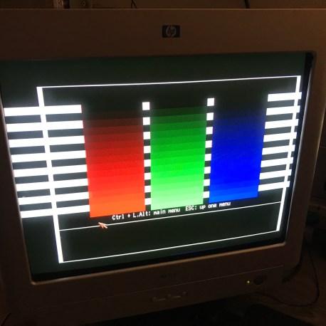 ScanPlus AGA Amiga 1200 and Amiga 4000D