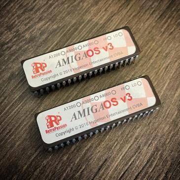 AmigaOS 3.1.4 / 3.2 Amiga A1200 / A3000 / A4000