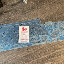 Amiga A500 Keyboard Membrane