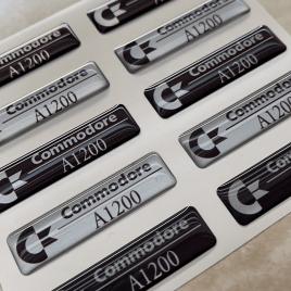 Amiga A1200 Case Badge