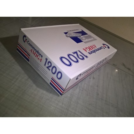 Amiga 1200 Reproduction box - Brand New