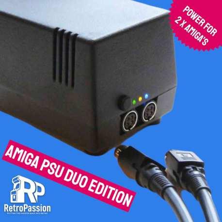 Amiga PSU DUO Amiga A500-600-1200 and CD32