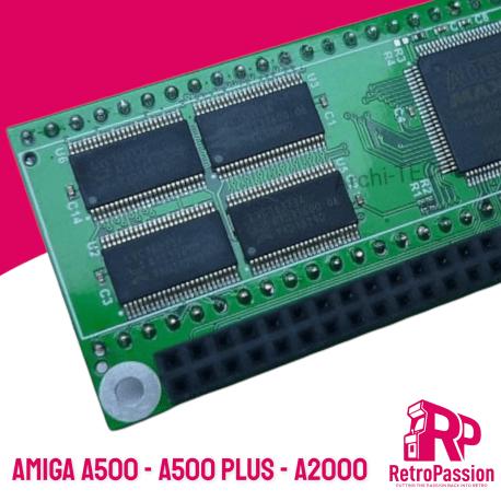 PiStorm Amiga A500 A500 Plus A2000
