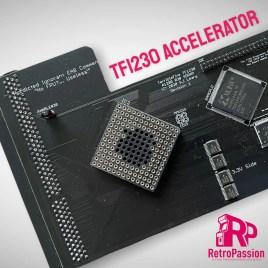 TF1230 A1200 Accelerator - No CPU