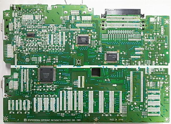 pcb_B_s Panasonic FS-A1WSX MSX2+